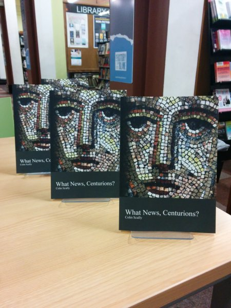 What News, Centurions?, by Colm Scully (2014)