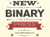 New Binary Press (2013)