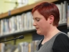 Ellen Dillon reading at the launch of The New Binary Press Anthology of Poetry: Volume I
