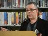 New Binary Press author, Graham Allen